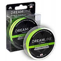 Шнур Mikado Dream Line Competition 300м 0,23мм 23,61кг fluo green
