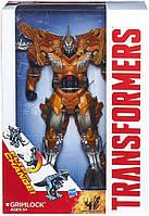Игрушка робот-трансформер Гримлок - Grimlock, TF4, Flip&Change, Hasbro