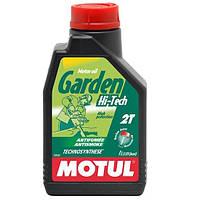 Масло для 2-х тактних двигунів Technosynthese MOTUL Garden 2T HI-Tech 1л. 102799/834901