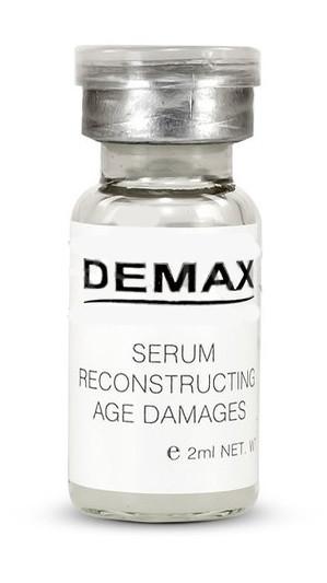 Сыворотка восстанавливающая возрастные повреждения 20 мл. Demax