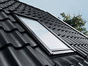 Мансардне вікно двокамерне Velux GLL 1061 B/ GLL 1061 ручка зверху або знизу Двухкамерные окна Велюкс, фото 5
