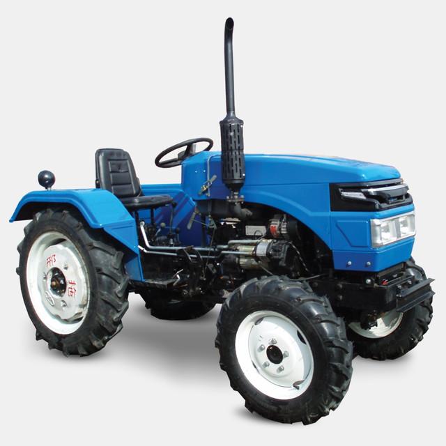 Тракторы и навесное оборудование.