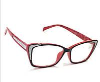 Очки для зрения женские с флексами.