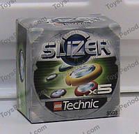 Lego Technic Slizer/Throwbot Supplementary Discs Дополнительные диски 8508