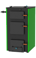 Котел твердотопливный Мозырь КС-Т-20А с местом под тягорегулятор