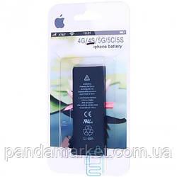 Аккумулятор Apple iPhone 4G 1420 mAh AAA класс блистер