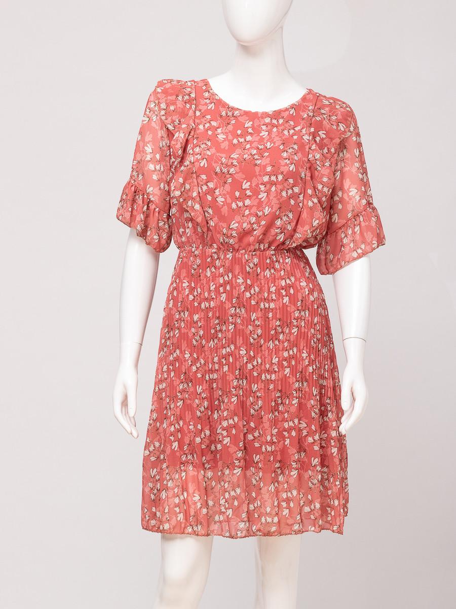 Платье женское NEW COLLECTION 8613 FUSYA LITTLE FLOW