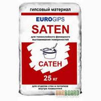 Сатенгипс Евро Турция 25кг