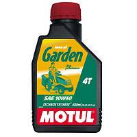 Масло для 4-х тактных двигателей Technosynthese MOTUL Garden 4T SAE 10W40 0,6л. 106991/832900