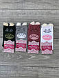 Носки короткие женские хлопок Pier Esse с котиком ушки выглядят 35-40 12 шт в уп микс из 4х цветов, фото 2