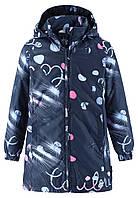 Демисезонная утепленная куртка для девочки Lassie by Reima MARLA 721758R-6961. Размеры 92 - 140.