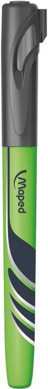 Маркер текстовыделитель Maped FLUO PEPS Pen зеленый (MP.734033)