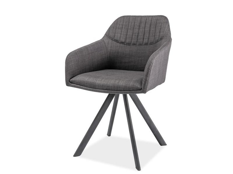 Кресло MILTON II серый (Signal)