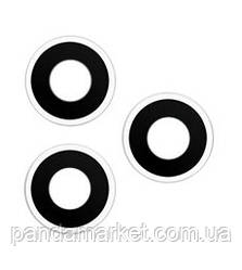 Стекло камеры iPhone 11 Pro Max Silver