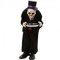 Декор для хэллоуина Говорящий Скелет