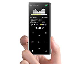 MP3 Плеер RuiZu D29 4Gb Hi-Fi Bluetooth Original Серебро