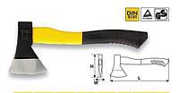 Топор с ручкой из стекловолокна 800 г, TOPEX (05A201)
