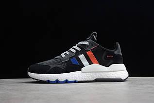 Кросівки чоловічі Adidas Nite Jogger 2019 Boost / ADM-2520 (Репліка)