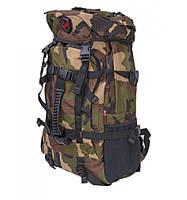 Рюкзак Городской нейлон Witzman A-9941 camouflage (46 л), фото 1