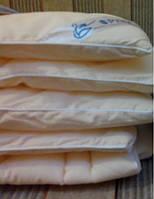 Одеяло детское гипоаллергенное зимнее