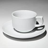 Чашка 1в1 с блюдцем (60 мл) F0999+F1000 4,5