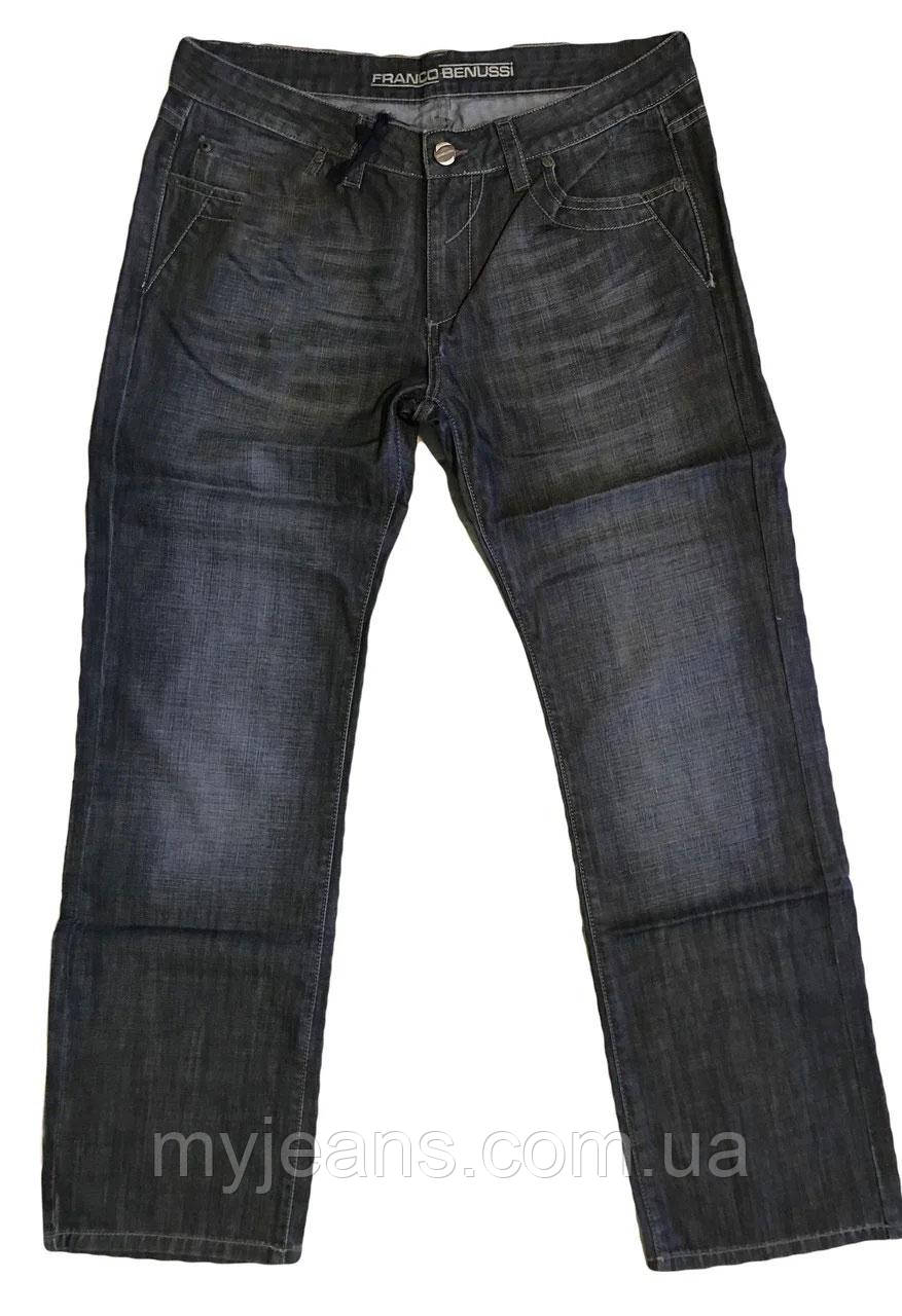 Джинсы мужские Franco Benussi FB 1011 темно-серые
