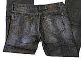 Джинсы мужские Franco Benussi FB 1011 темно-серые, фото 3