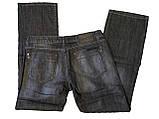 Джинсы мужские Franco Benussi FB 1011 темно-серые, фото 4
