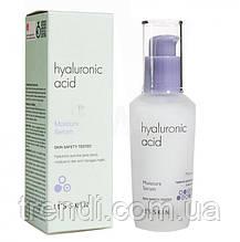 Увлажняющая сыворотка для лица It's Skin Hyaluronic Acid Moisture Serum. Уценка
