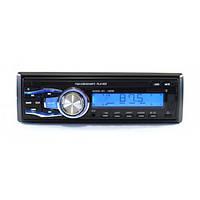 Автомагнитола головное устройство автомобильная магнитола плеер в машину  FM/USB/SD/MP3 1083B съемная панель с пультом 1DIN, (Оригинал)