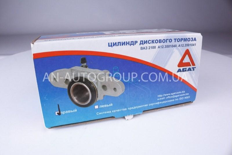 Цилиндр тормозной передний 2108,2109,21099 Агат правый