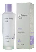 Емульсія для обличчя it's Skin Hyaluronic Acid Moisture Emulsion. Уцінка