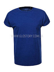 Мужская базовая футболка,GLO-Story