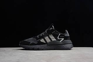Кросівки чоловічі Adidas Nite Jogger 2019 Boost / ADM-2524 (Репліка)