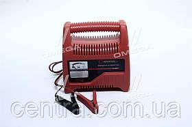 Зарядное устройство 6В-12В. со светодиодными индикаторами(про-во INTERTOOL) AT-3012
