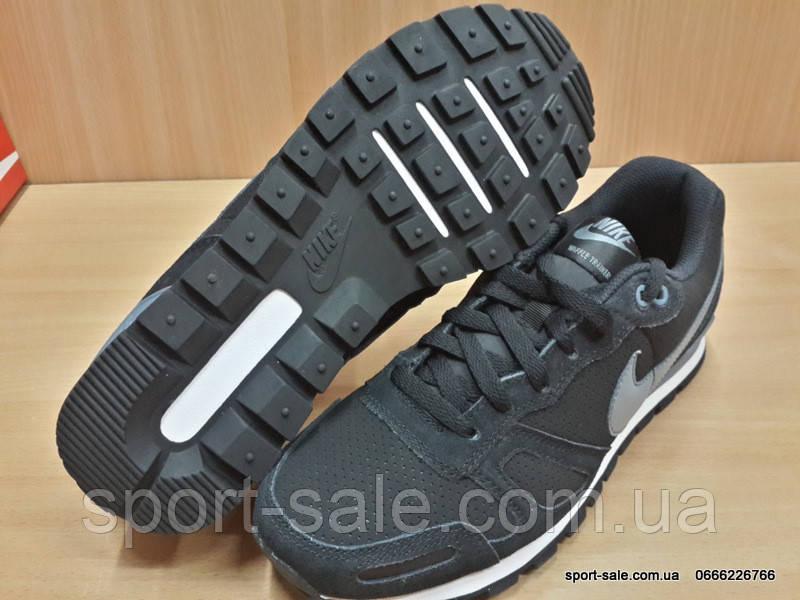 5f206386448c Nike Air Waffle Trainer Leather (454395-049) - SPORT-SALE.COM