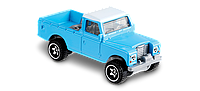 Машинка Хот Вилс Land Rover Series III Pickup 1:64 Hot Wheels Mattel FYF07