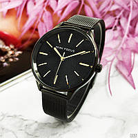 Женские кварцевые наручные часы Mini Focus MF0044L All Black Shine