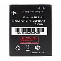 Аккумулятор BL8101 для Fly IQ455 Octa EGO Art 2 (ORIGINAL) 2000mAh