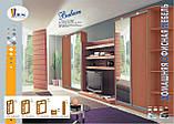 Шкафы-купе от 1810 мм до 2690 мм, три двери, гл. 600, фото 4