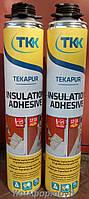 Клей пена для пенопласта Tekapur insulation adhesive, 750мл