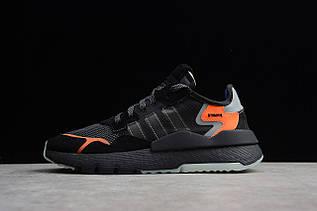 Кросівки чоловічі Adidas Nite Jogger 2019 Boost / ADM-2525 (Репліка)