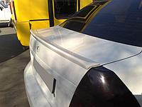 Лип спойлер Chevrolet Aveo T250, Шевроле Авео Т250