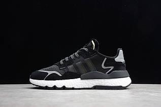 Кросівки чоловічі Adidas Nite Jogger 2019 Boost / ADM-2527 (Репліка)