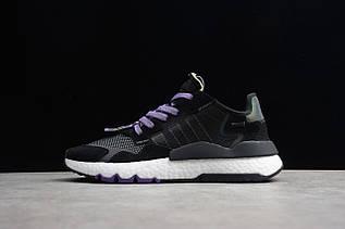 Кросівки чоловічі Adidas Nite Jogger 2019 Boost / ADM-2528 (Репліка)