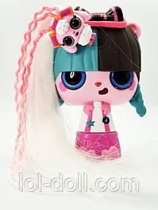 Игровой набор Pop Pop Hair Surprise – Модная прическа (с расческой и питомцем, в дисплее)