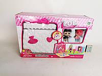 Игровой набор куклы ЛОЛ Сумка. Лялька LOL SURPRISE + аксессуары.