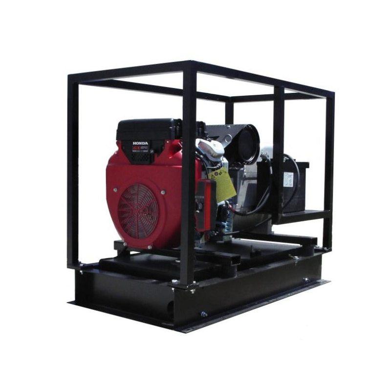 Трехфазный бензиновый генератор AGT 16003 HSBE R39 (16 кВт)