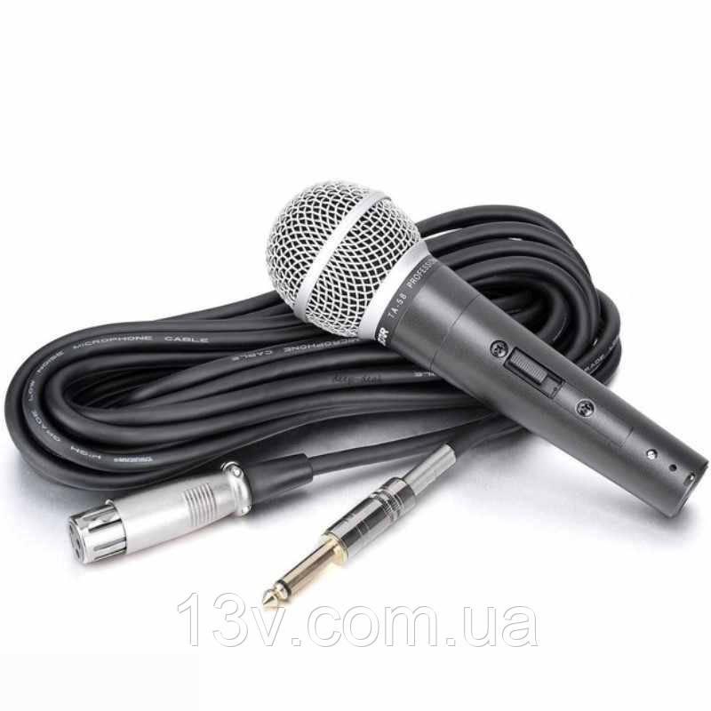 Микрофон проводной Takstar TA-58