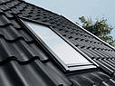 Мансардне вікно двокамерне Velux GLL 1061 B/ GLL 1061 ручка зверху або знизу Двухкамерные окна Велюкс, фото 10